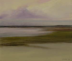 Anne Packard_ Dusk_abstract art_contemporary art_modern art_paintings for sale_oil painting_framed art_paintings_art_metropolitan museum_poster_wall decor_wall art_Hohokus