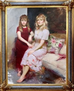 Pino_Pino Dangelico_Guiseppe Daeni_Pino_Italian artist_Pino Daeni_Pino Dangelico_art_original paintings_limited edition prints_serigraphs_giclees_Englewood Cliffs
