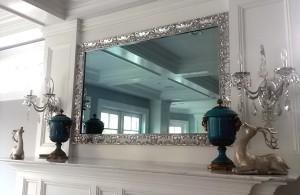 picture frames_mirrors_custom frames_wall decor_wall art_cresskill_MirrorTV