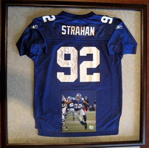 sports_strahan_Giants_Jersey_plexiboxes_shadowboxes_memorabilia-framing_medals_sports-jerseys_document-framing_archival_framing_Park-Ridge